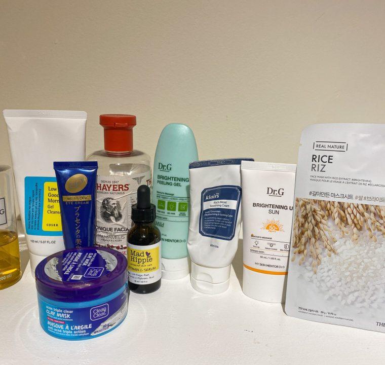 Asian Skincare Routine for Oily Skin