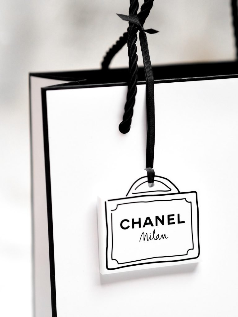 Chanel Brand Retail Store