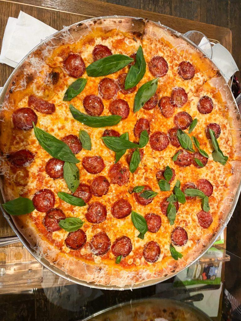Fini's Italian American Restaurant - Pepperoni Pizza