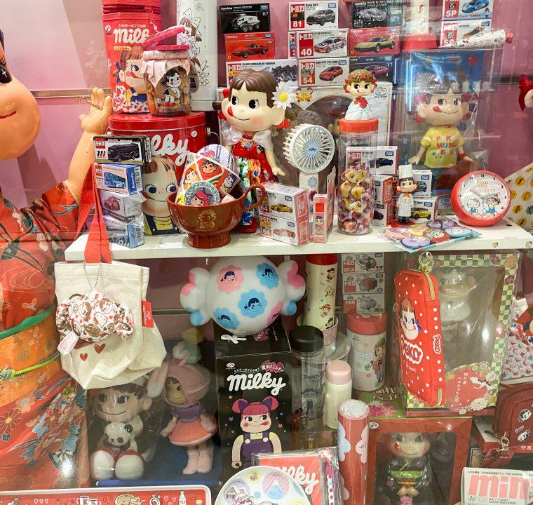 Cute Gift Stores in Hong Kong