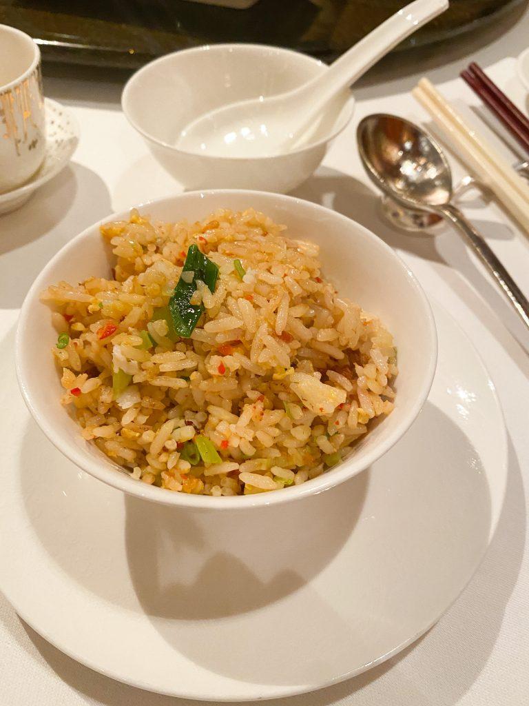 Summer Palace - XO Seafood Fried Rice