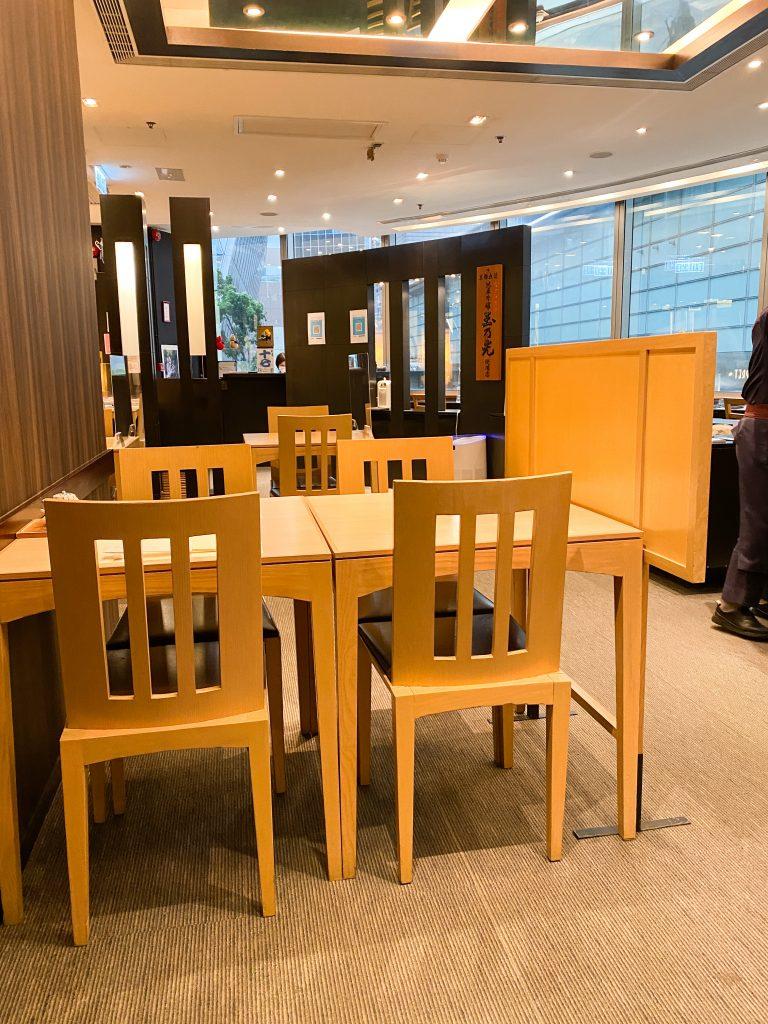 Agehan Japanese Restaurant HK
