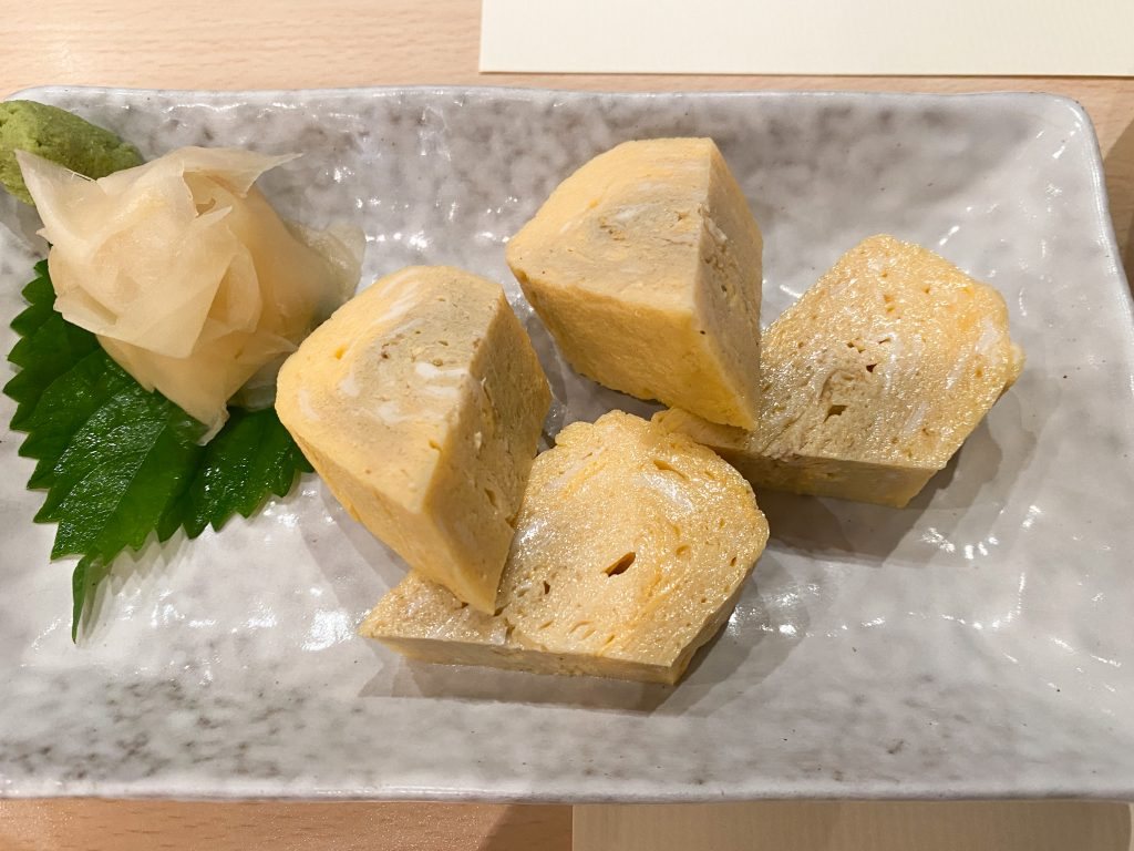 Agehan Japanese - Egg Roll