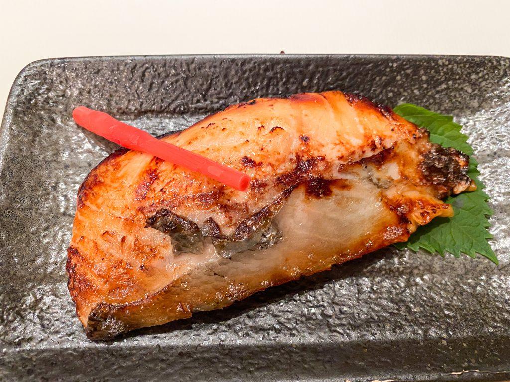Agehan Japanese HK - Miso Salmon