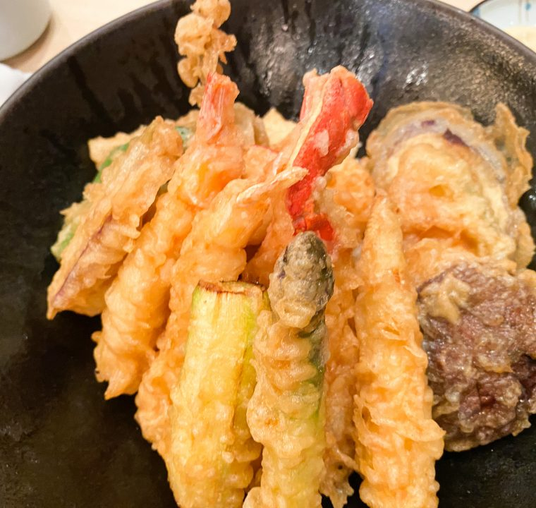 Agehan Japanese Restaurant Review