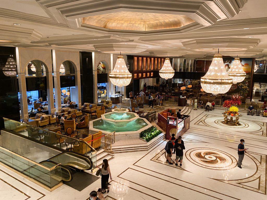 Kowloon Shangri La Hotel TST HK