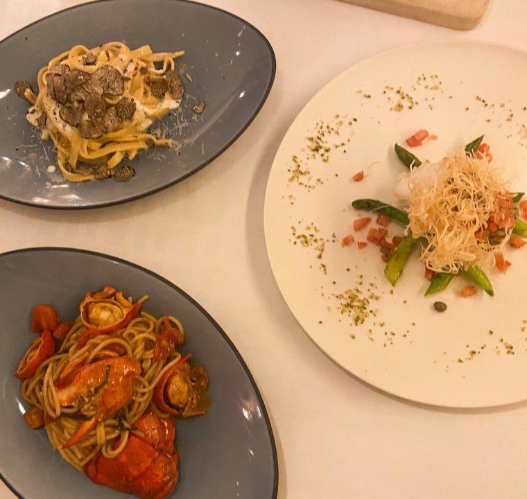 Angelini Italian Restaurant Review – Shangri-La Hotel