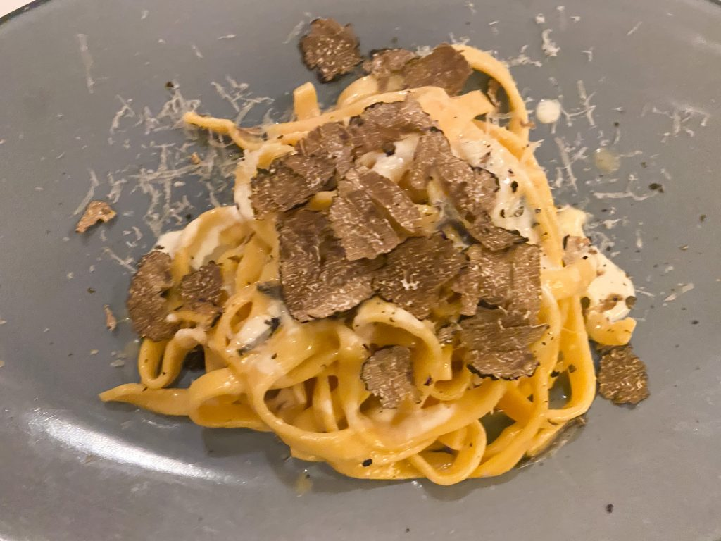 Angelini Italian Restaurant - Truffle Pasta