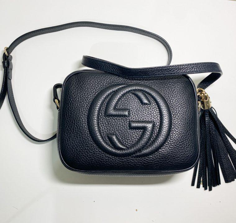 Bag Review: Gucci Soho Disco Bag